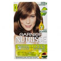 Garnier Nutrisse Hair Colour 6.0 Acorn Light Brown