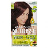 Garnier Nutrisse Hair Colour 3.6 Crimson Promise