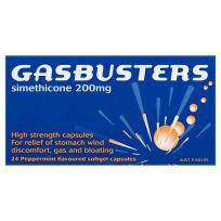 Gasbusters 200mg 24 Capsules