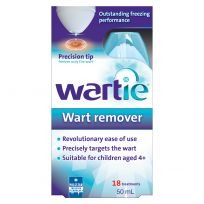 Wartie Wart Remover 18 Treatments 50ml