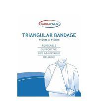 Surgipack Triangular Bandage (4088) 110cm X 110cm