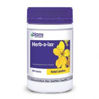 Henry Blooms Herb A Lax 200 Capsules