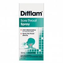 Difflam Anti-Inflammatory Throat Spray 30ml