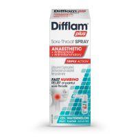 Difflam Plus Sore Throat Spray 30ml