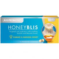 Blis Probiotics Honey Blis Lozenges 8 Pack