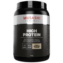 Musashi High Protein Creamy Vanilla 900g
