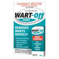 Wart Off Liquid 6ml