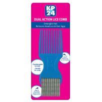 KP24 Head Lice Nit Comb Metal