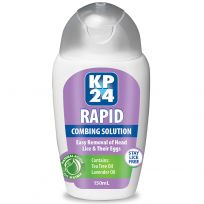 KP24 Head Lice Natural Combing Solution 150ml