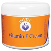 Invite Vitamin E Cream Jar 250g