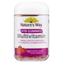 Nature's Way Adult Vita Gummies Multivitamin 120 Pack