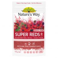 Nature's Way Super Foods Greens + Wild Reds 100g