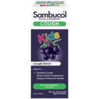 Sambucol Kids Cold & Flu Cough Liquid 120ml