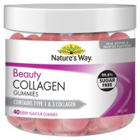 Nature's Way Beauty Collagen Gummies 40 Gummies