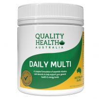 Quality Health Daily Multivitamin 100 Tablets