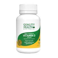 Quality Health Vitamin D 1000iu 60 Capsules