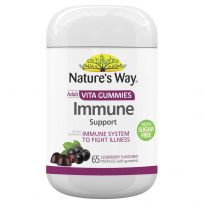Nature's Way Adult Vita Gummies Immune Support Sugar Free 65 Pack
