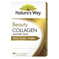 Nature's Way Beauty Collagen Mature Skin 60 Tablets