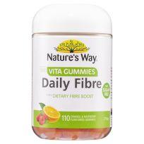 Nature's Way Vita Gummies Adult Daily Fibre 110 Pack