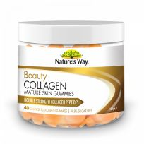 Nature's Way Beauty Collagen Mature Skin Gummies 40 Pack