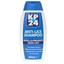 KP24 Anti-Lice Shampoo 200ml