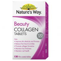 Nature's Way Beauty Collagen Tablets 120 Tablets