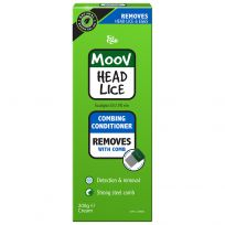 Ego Moov Head Lice Combing Conditioner 200ml