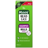 Ego Moov Head Lice Shampoo 200ml