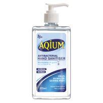Ego Aqium Hand Sanitiser 375ml
