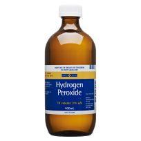Gold Cross Hydrogen Peroxide Solution 3% 400ml