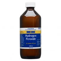 Gold Cross Hydrogen Peroxide Solution 6% 400ml