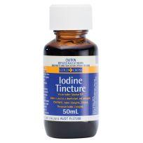 Gold Cross Iodine Tincture 50ml