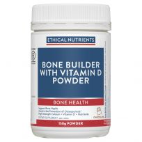 Ethical Nutrients MegaZorb Bone Builder + Vitamin D Powder Oral Powder 150g
