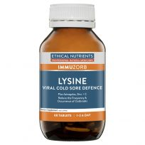 Ethical Nutrients Lysine 60 Tablets