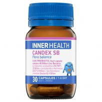 Inner Health Candex 30 Capsules (Fridge Item)