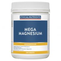 Ethical Nutrients MegaZorb Mega Magnesium 240 Tablets