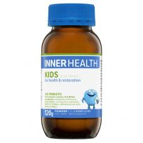 Inner Health Kids Probiotic Powder 120g (Fridge Item)