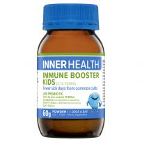 Inner Health Immune Booster Kids 60g Powder (Fridge Item)