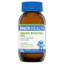 Inner Health Immune Booster Kids 120g Powder (Fridge Item)