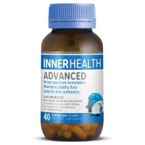 Inner Health Advanced 40 Capsules (Fridge Item)