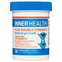 Inner Health Plus Double Strength Fridge Free 30 Capsules