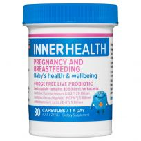 Inner Health Pregnancy And Breastfeeding 30 Capsules