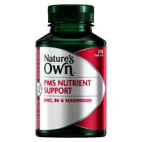 Nature's Own PMS Nutrient Support 200 Tablets