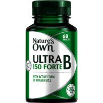 Nature's Own Ultra B Forte 150mg 60 Tablets