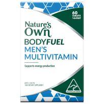 Nature's Own Bodyfuel Men's Multivitamin 60 Tablets