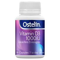 Ostelin Vitamin D 130 Capsules