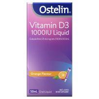 Ostelin Vitamin D Liquid 50ml