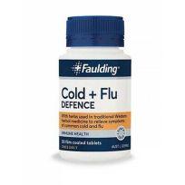 Faulding Cold & Flu Defence 30 Tablets