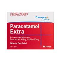 Pharmacy Choice Paracetamol Extra 36 Tablets