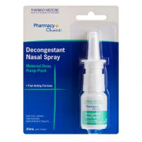 Pharmacy Choice Decongestant Nasal Spray 20ml